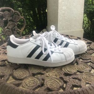 Adidas Super Star Shell Top Sneakers